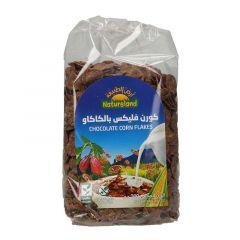 Natureland Organic Chocolate Corn Flakes