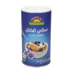 Natureland Organic Flax Snack
