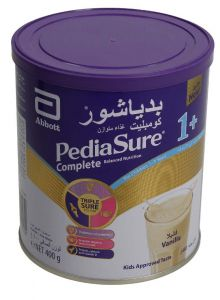 Pediasure Complete 1+  Vanilla Kids Powder Milk