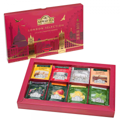 Ahmad Tea London Selection Tea