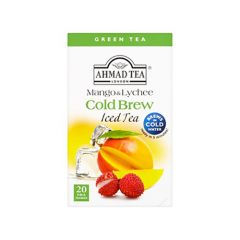 Ahmad Tea Mango And Lychee Cold Brew