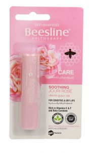 Beesline Soothing Jouri Rose Lip Care