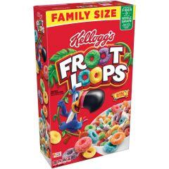 Kellogg'S Froot Loops Multi Grain Cereal
