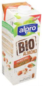 Alpro Bio Unsweetened Almond Milk