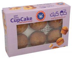 Kfm Mini Dates With Salted Caramel Cupcake