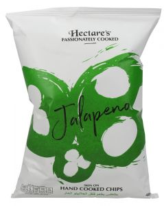 Hectares Jalapeno Potato Hand Cooked Chips