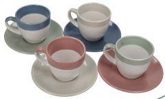 Cup And Saucer Tea Gift Set