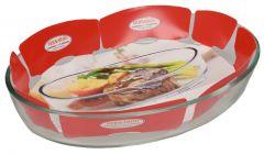 Mijotex Oval Glass Baking Dish