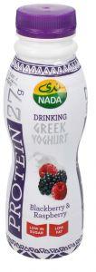 Nada Blackberry & Raspberry Protein Greek Yoghurt