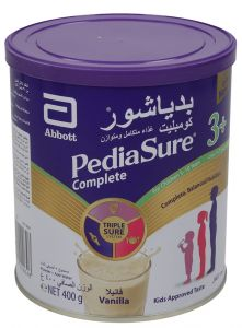 Pediasure Complete 3+ Vanilla Kids Powder Milk