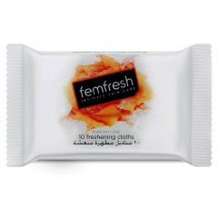 Femfresh Travel Pocket Feminine Freshness Wipes