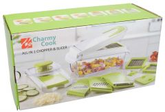 Charmy Cook All In 1 Chopper & Slicer