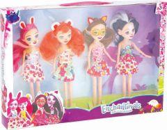 Enchantimas Fashion Dolls Set