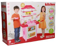 Kitchen My World Complete Kitchen Play Set