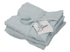 Selena Jacq Blue Towel Set