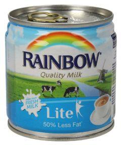Rainbow Lite Evaporated Milk