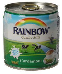 Rainbow Cardamom Evaporated Milk