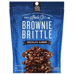 Brownie Brittle Choclate Almond Chips