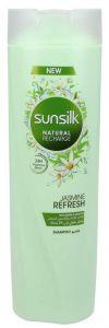 Sunsilk Natural Recharge Jasmine Refresh Shampoo