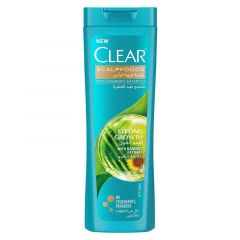 Clear Scalpfoods Anti Dandruff Shampoo