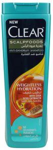 Clear Weightless Hydration Anti Dandruff Shampoo