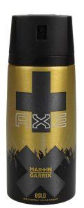 Axe Gold Martin Garix Bodyspray Deodorant