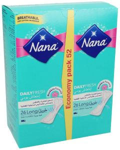 Nana Long Daily Fresh Liner
