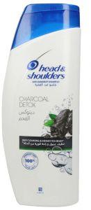 Head & Shoulders Charcoal Detox Anti-Dandruff Shampoo