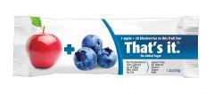 That's It Fruit Bar Apple & Blueberry