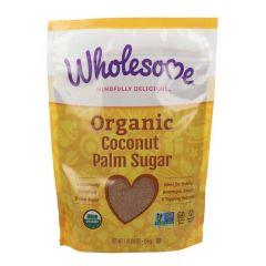 Wholesome Organic Coconut Palm Sugar