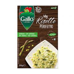 Gallo Risotto Perfetto Asparagus Flavour