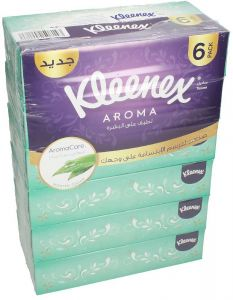 Kleenex Aromacare Scented Hand & Facial Tissues