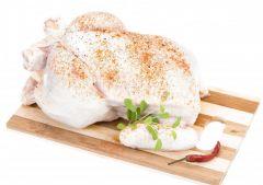 Alyoum Marinated Whole Chicken Spicy