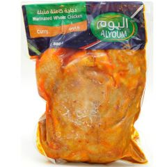 Alyoum Marinated Whole Chicken for Curry