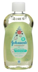Johnson Cotton Touch Oil