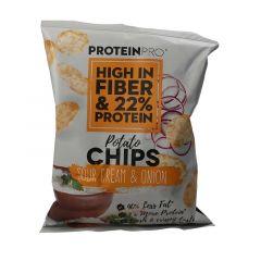 Protein Pro Sour Cream & Onion Potato Chips