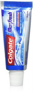 Colgate Travel Size Max Fresh Cool Mint Fluoride Toothpaste