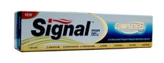 Signal Complete 8 White Toothpaste