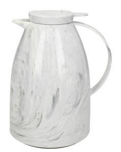 Invicta Viena Vacuumed White Coffee Pot
