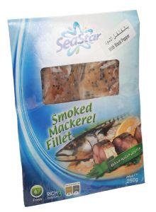 Seastar Smoked Mackerel Fillet