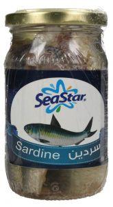 Seastar Sardine In Oil