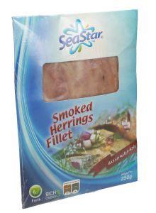 Seastar Smoked Herrings Fillet