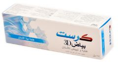 Crest 3D white Enamel Care Toothpaste