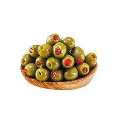 Spanish Stuff Green Olives Pamiento