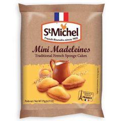 St Michel Mini Madeleines French Sponge Cakes