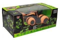 Remote Controlled 4 Wheels Stunt Car Double