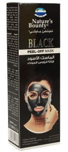 Natures Bounty Black Peel Off Mask