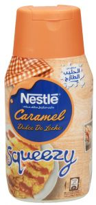 Nestle Squeesy Caramel Dulce De Leche