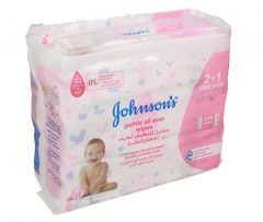 Johnson's Gentle All Over Wipes