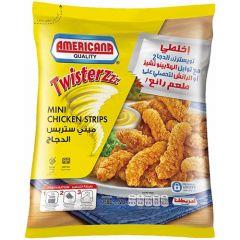 Americana Twisterz Mini Chicken Strips